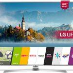 REVIEW: Televizor LED Smart LG 43UJ701V – Cu sistem de operare WebOS 3.5 și tehnologia audio Harman Kardon!