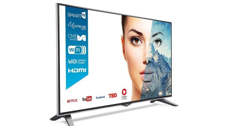 REVIEW: Televizor LED Smart Horizon 40HL8510U, 4K Ultra HD